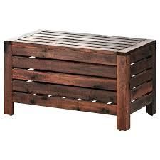 small outdoor storage box deck box