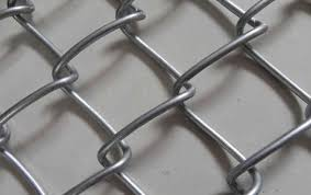High Security Fencing Chain Link Fence Mesh And Razor Wire Concertina Combined System