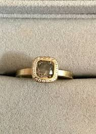 todd reed 18k yellow gold fancy cut