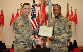 DVIDS - Images - Ordnance School's brigade CSM earns Legion of Merit