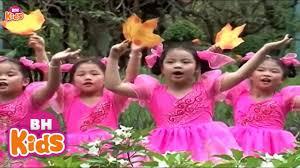 DANH CHO BÉ - Mùa Thu Của Em - Bài Hát Thiếu Nhi Vui Nhộn