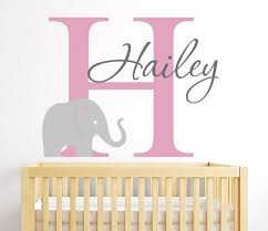 Girls Names Lovely Decals World