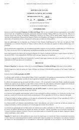 Gaceta No. 26860 - Gaceta Oficial Digital