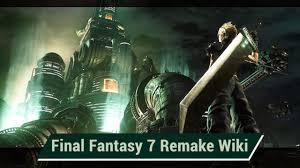 Final Fantasy 7 Remake Wiki Walkthrough Guide - Gamer Tweak