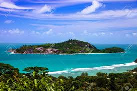 View Of Ile Therese, West Coast Of Seychelles Islands Stock Photo, Picture  And Royalty Free Image. Image 10618921.