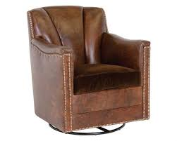 lombard swivel glider chair