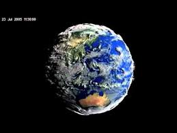 the earth a living creature the