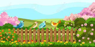 Vector Stock Illustration With Cute Colorful Birds Sitting On Royalty Free Cliparts Vectors And Stock Illustration Image 141540125
