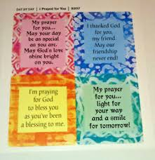 8 Prayer Stickers Prayed For You Friendship Christian Faith God Bless Crafts Myo Ebay