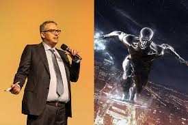 Adam McKay Would 'Do Anything' to Direct a 'Silver Surfer' Movie
