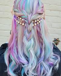10 mermaid inspired hairstyles you need