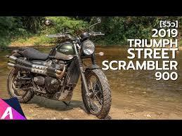 ร ว ว new triumph street scrambler 900