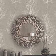 holden decor hadrian tree pewter