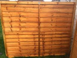 6ft X 5ft Fence Panels X 2 In Tn23 Ashford For 25 00 For Sale Shpock