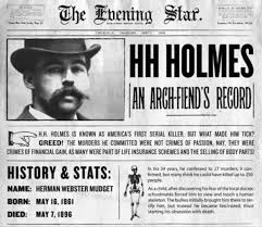 America's First Serial Killer - H. H. Holmes - Biographies by Biographics