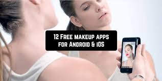 12 free makeup apps for android ios