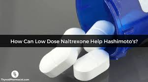low dose naltrexone and hashimoto s