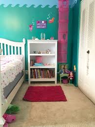 30 Cute Mermaid Themed Girl Bedroom Ideas The Urban Interior Little Mermaid Bedroom Toddler Room Decor Mermaid Decor Bedroom