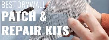 5 best drywall patch repair kits