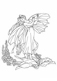 Kleurplaten Kidsnfun Com 40 Coloring Pages Of Fairies