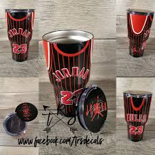 Jordan Yeti Chicago Bulls Rtic Powder Coated Cup Chicago Bulls Chicago Jordanien