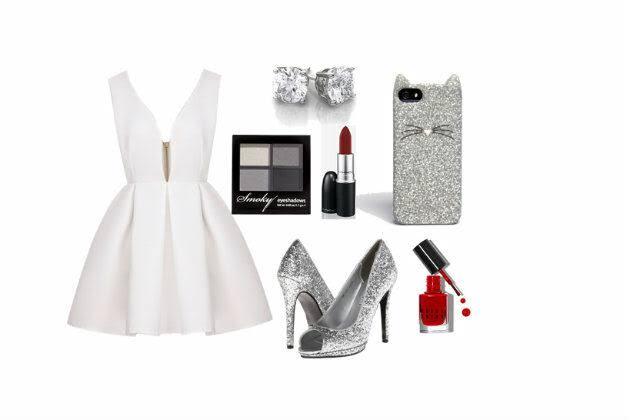 """Resultado de imagen para outfit blanco para año nuevo"""""""