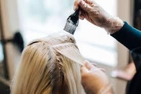 how to bleach hair at home