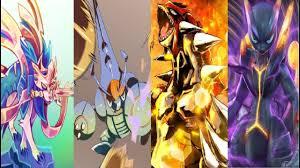 Top 10 Pokemon tấn công vật lý mạnh mẽ nhất - YouTube