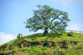 visiter hobbiton le village des