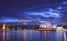 sydney harbour bridge wallpapers