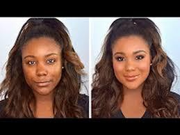 makeup tutorial for black women how