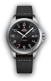 get swiss military automatic watch