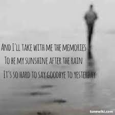 boyz ii men it s so hard to say goodbye to yesterday goodbye