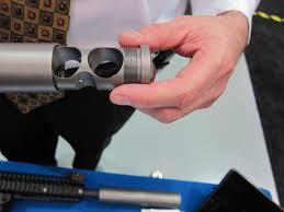 m series lightweight anium silencers