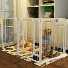 On Sale Large Breed Dog Cage Medium Small Dog Dog Fence Indoor Golden Retriever Teddy Pet Products Separation Barrier Lazada Ph