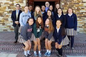 10 students inducted into Cum Laude Society | News - Santa Catalina School