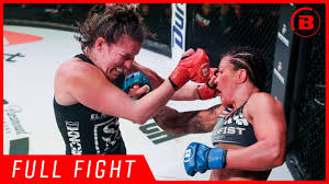 Full Fight | Arlene Blencowe vs. Leslie Smith - Bellator 233 - YouTube
