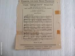 antigua partitura.when you wore a tulip.clifton - Buy Old Musical Scores at  todocoleccion - 70119505