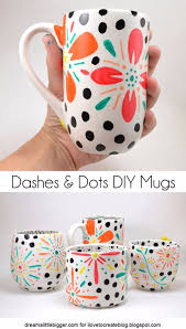 15 adorable diy coffee mug designs