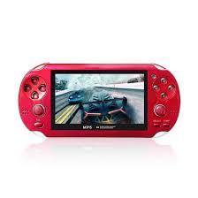 MP5 Chơi Game Cầm Tay PSP Khe Cắm Máy PlayStation Vita Trò Chơi Chủ Màn  Hình 4.3 Inch 8GB Đa Ngôn Ngữ phiên Bản|