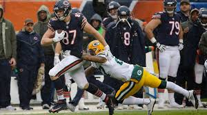 Bears rookie tight end Adam Shaheen grinding away for productive second  half - Capital Gazette