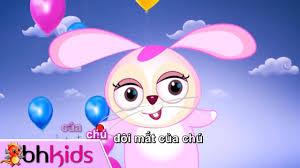 Chú Thỏ Con - Nhạc Thiếu Nhi - YouTube