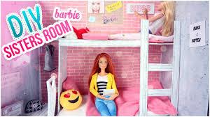 diy barbie chambre ment faire lits