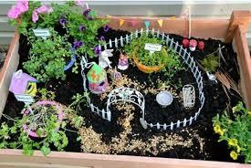 fairy garden your kids