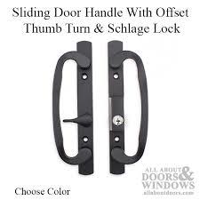 schlage keyway patio door handles