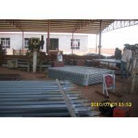 Easily Assembled Steel Square Tube Fence Designs With 25mm Tube Diameter Eco Friendly 110310793