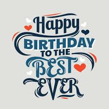 happy birthday lettering sign quote typography