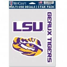 Auto Decals Accessories Louisiana 4 Seasons Gifts