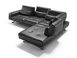corner sectional leather sofa marge by