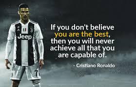 top most motivating cristiano ronaldo quotes motivationgrid